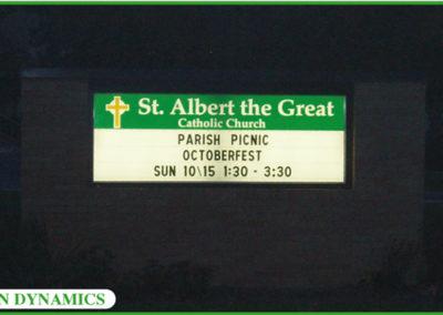 Church Amp School Signs Sign Dynamics
